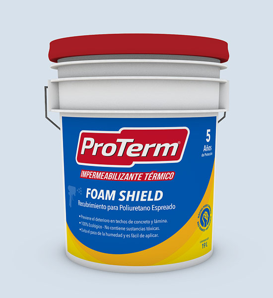 Proterm Foam Shield 5