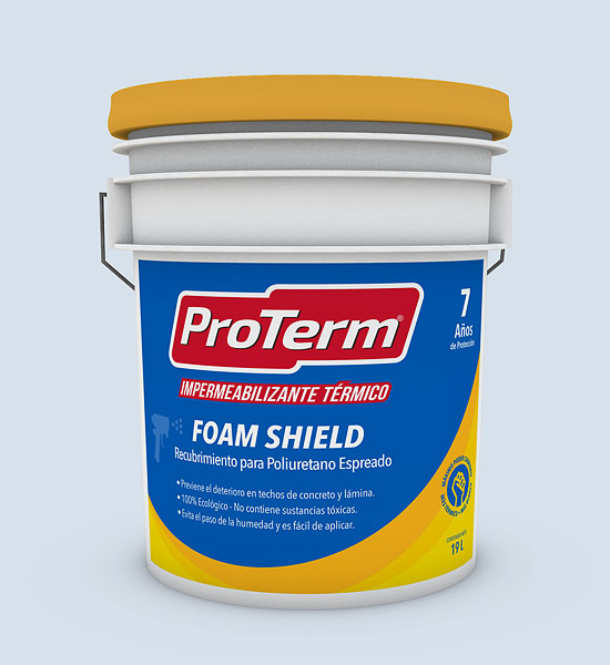 Proterm Foam Shield