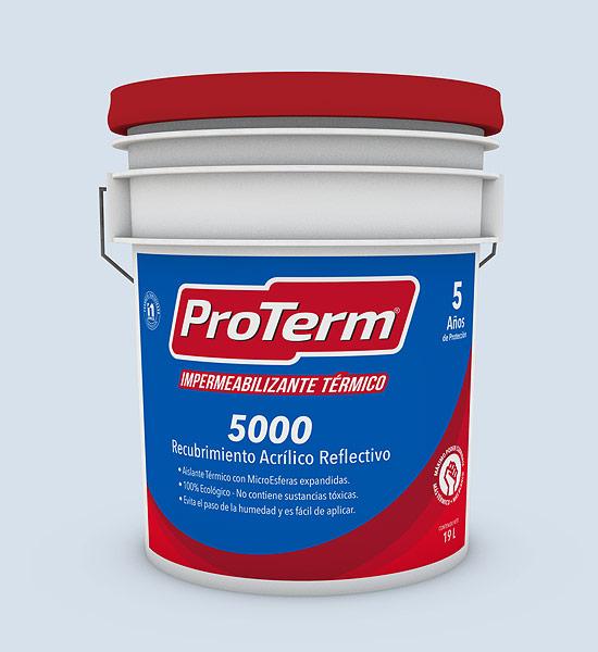 Cubeta de Impermeabilizante Proterm 5000