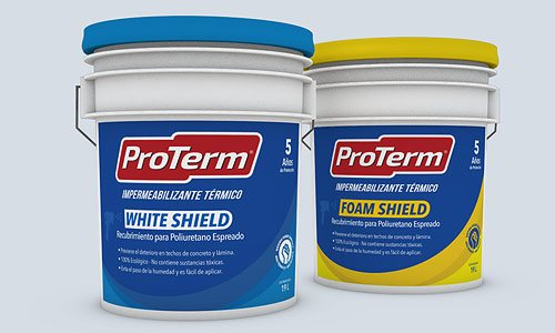 Proterm White Shield